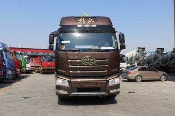 一汽解放 J6P重卡 质惠版2.0⁺ 460马力 6X4 牵引车
