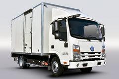 德力汽车 德帅V5 豪华型 4.5T 4.15米单排纯电动厢式轻卡(DLP5040XXYBEVT20A)81.144kWh