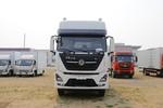 东风商用车 天龙KL重卡 舒适版 465马力 8X4 9.6米厢式载货车(DFH5320XXYD)图片
