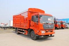 东风商用车 天锦VR 185马力 4X2 6.75米仓栅式载货车(国六)(DFH5160CCYBX2) 卡车图片
