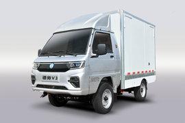 德力汽車 德帥V3 2.51T 2.28米單排純電動廂式輕卡41.165kWh