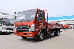 福田 时代领航 150马力 4.2米单排栏板轻卡(国六)(BJ1046V9JBA-03) 卡车图片