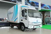 福田 欧马可智蓝 4.5T 4.14米单排纯电动厢式轻卡(BJ5045XXYEV1)
