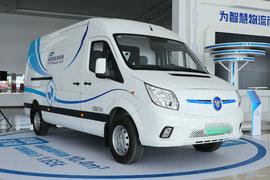 福田 圖雅諾智藍 4.3T 5.99米純電動廂式運輸車(續航341km)79.92kWh