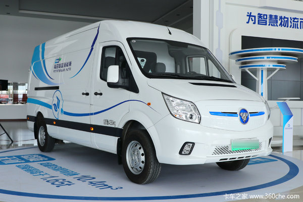 优惠1万 重庆市图雅诺智蓝电动封闭厢货火热促销中