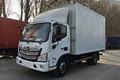 福田 欧马可S3 156马力 4.14米单排厢式轻卡(BJ5048XXY-F9)图片
