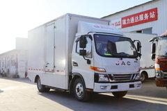 江淮 帅铃i5 4.5T 4.13米单排纯电动厢式轻卡(HFC5045XXYEV6)103.42kWh