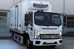 比亚迪T5A 4.5T 3.9米单排纯电动冷藏车(BYD5040XLCBEV1)105.6kWh