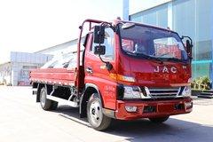 江淮 骏铃V6 131马力 4.22米单排栏板轻卡(国六)(HFC1043P31K5C7S) 卡车图片