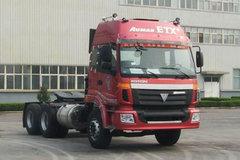 福田 欧曼ETX 5系重卡 340马力 6X4 牵引车(ETX-2420驾驶室)(BJ4252SMFJB-1) 卡车图片