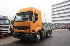 雷诺 Premium 380 DXi系列重卡 380马力 6X2 牵引车(后提升桥)