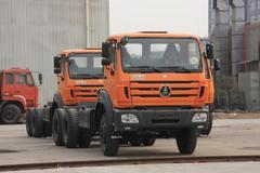 北奔 NG80系列重卡 340马力 6X4自卸车(底盘)(型号2334) 卡车图片
