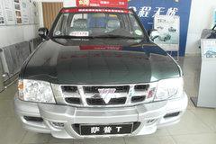 福田 萨普T 2.8L柴油 双排皮卡