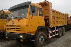 陕汽 奥龙 310马力 6X4 5.6米自卸车(SX3255UN384)