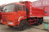 红岩 金刚 290马力 6X4 5.4米自卸车(CQ3254SMG364)