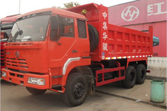 红岩 金刚 290马力 6X4 5.4米自卸车(CQ3254SMG364) 卡车图片