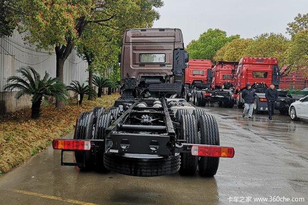 降价促销大同解放JH6载货车仅售35.50万