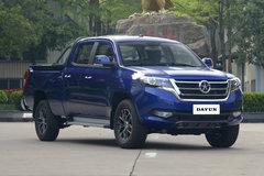 大运皮卡 2020款 尊享型 2.4T汽油 218马力 6挡手动 四驱 标轴双排皮卡 卡车图片