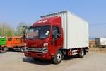 江淮 帅铃Q6 160马力 4.12米单排厢式轻卡(国六)(HFC5048XXYP71K2C7S)图片