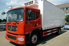 东风 多利卡D9 180马力 4X2 6.8米冷藏车(进口制冷机)(EQ5183XLCL9BDGAC)