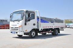 唐骏欧铃 T1系列 102马力 3.7米单排栏板轻卡(ZB1040KDD2V) 卡车图片