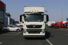中国重汽 HOWO T5G重卡 310马力 6X2 9.52米厢式载货车(国六)(ZZ5257XXYN56CGF1)图片