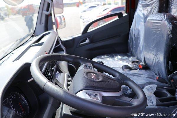 直降8000元起江淮骏铃V6载货车促销中