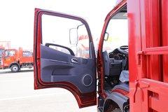 江淮 骏铃V6 163马力 4.18米单排仓栅式轻卡(国六)(HFC5042CCYP31K1C7S)