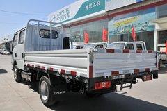 跃进 福运S70 2019款 113马力 2.65米双排栏板轻卡(国六)(SH1033PEGCNS)