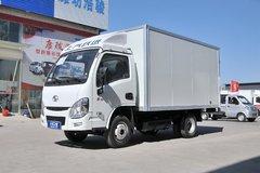 跃进 福运S70 2019款 113马力 4.02米单排厢轻卡(国六)(SH5033XXYPEGCNZ) 卡车图片