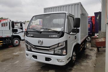 东风 多利卡D5 2018款 88马力 3.8米单排厢式售货车(气刹)(经济型)(EQ5040XSH3BDDAC)