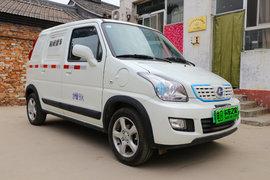 昌河 北斗星X5E 1.58T 2座 3.664米纯电动厢式运输车