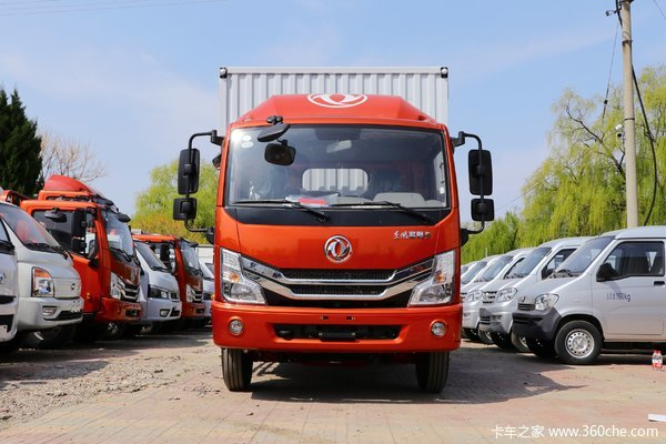 多利卡D6载货车北京市火热促销中 让利高达0.6万