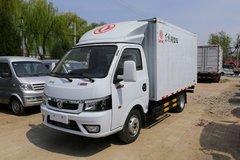 东风途逸 T5 1.5L 113马力 4.05米单排厢式小卡(国六)(EQ5031XXY16QEAC) 卡车图片