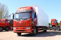 一汽解放 J6L重卡 220马力 4X2 8米厢式载货车(国六)(CA5160XXYP62K1L5E6) 卡车图片
