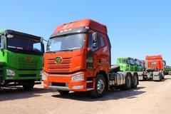 一汽解放 J6P重卡 领航版 460马力 6X4牵引车(CA4250P66K24T1A1E5) 卡车图片