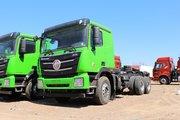 福田 欧曼GTL 9系重卡 400马力 6X4 5.6米自卸车底盘(国六)(BJ3259Y6DLL-02)