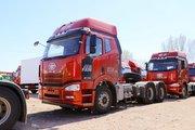 一汽解放 新J6P重卡 2020款 质惠版 北方款 420马力 6X4牵引车(CA4250P66K24T1A1E5)