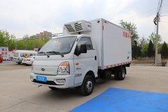 凯马 锐航X1 113马力 4X2 3.92米冷藏车(KMC5031XLCQ318D6)