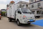 凯马 锐航X1 113马力 4X2 3.48米冷藏车(KMC5031XLCQ318D6)图片