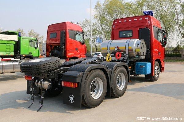 优惠0.5万榆林市欧曼EST牵引车促销中