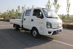 唐骏欧铃 V5系列 122马力 3.01米双排栏板轻卡(国六)(ZB1032VSD5L) 卡车图片