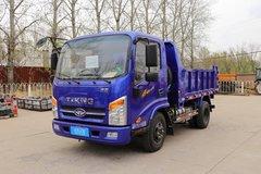 唐骏欧铃 T3系列 小金刚 130马力 3.7米自卸车(国六)(ZB3041JDC2L) 卡车图片