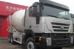 红岩 杰狮 380马力 6X4 混凝土搅拌车(CQ5254GJBHTG414)