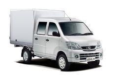 昌河 福瑞达 1.1L 52马力 汽油 2双排厢式微卡 卡车图片