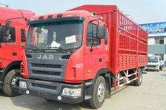 江淮 格尔发A3系列中卡 140马力 4X2 仓栅载货车(HFC5162CCYKR1ZT)(亮剑者II中卡) 卡车图片