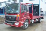 福田 欧曼 180马力 4X2 平板运输车(湖北新楚风-楚风牌)(HQG5160TPBB3)