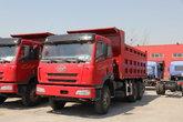 解放 奥威(J5P)重卡 280马力 6X4 6.5米自卸车(锡柴)(CA3252P2K2L1T1E)