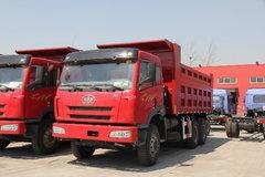 解放 奥威(J5P)重卡 280马力 6X4 6.5米自卸车(锡柴)(CA3252P2K2L1T1E) 卡车图片
