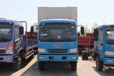 青岛解放 骏威(J5K)中卡 180马力 4X2 6.6米厢式载货车(CA5130XXYPK2L3EA80-3)